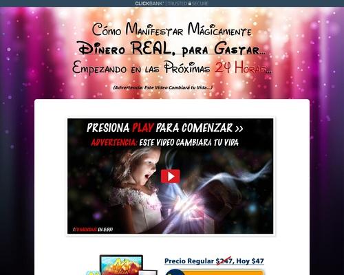 2019 Nueva Manifestación Magic Mega Hit Genera $1.25 Epcs!
