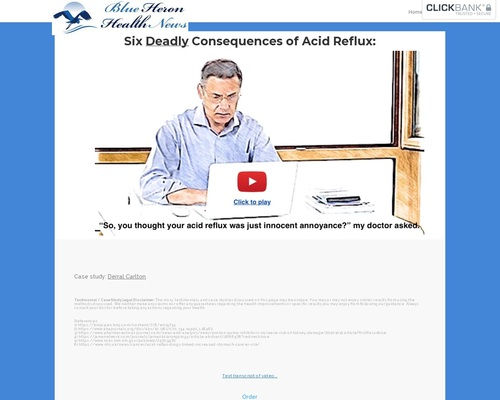 The Acid Reflux Strategy