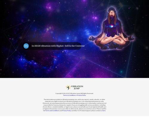 Vibrationjumping Index Page