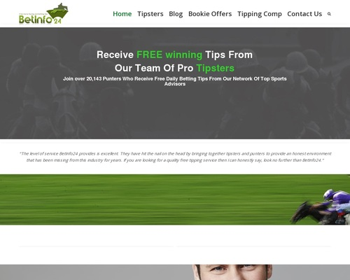 Free Premium Horse Racing Tips New 2018