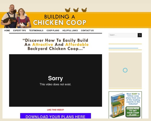 Building A Chicken Coop - Building your own chicken coop will be one of the