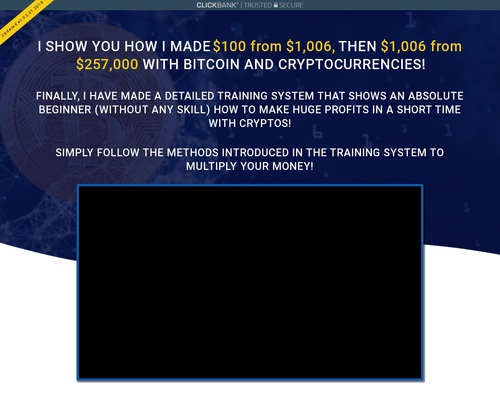 I show You how I made $1,006 from $100, then $257,000 from $1,006 with