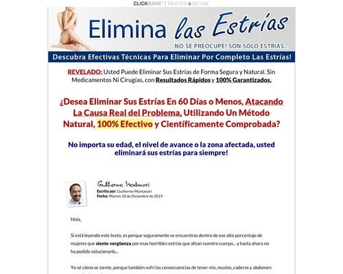 Elimina Las Estrías - Nuevo Nicho En Español!