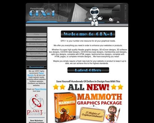 Gfx-1 Specialist Marketing Solutions
