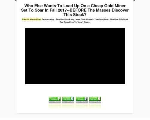 Free Stock Trading Strategy Presentation | MicroCap Millionaires