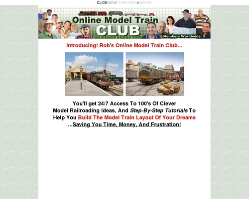 Model Train Club - Step-By-Step Tutorials, Articles, Photo Gallery, Videos
