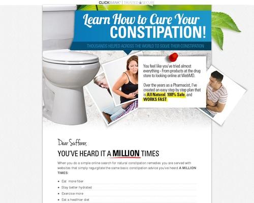 Dr Scotts Best Constipation Cures! | Constipation Cure
