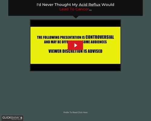 Rapid Reflux Relief - Video