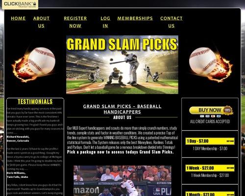 Richie Rich Picks - World Champion Handicapper