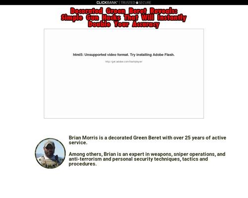 Spec Ops Shooting - Thrive On The Rabid Gun Shooting Market
