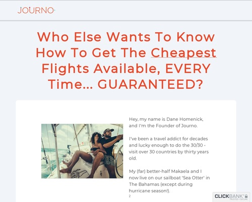 How To Book The Cheapest Airfare Available, Every Time... By Journo Travel