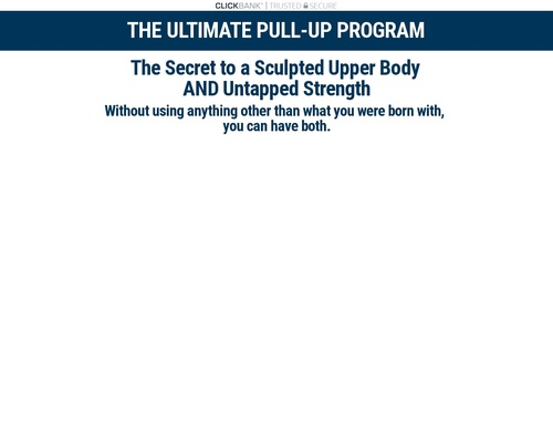 Ultimate Pullup Program | Solving Problems for Beginners and Excellling
