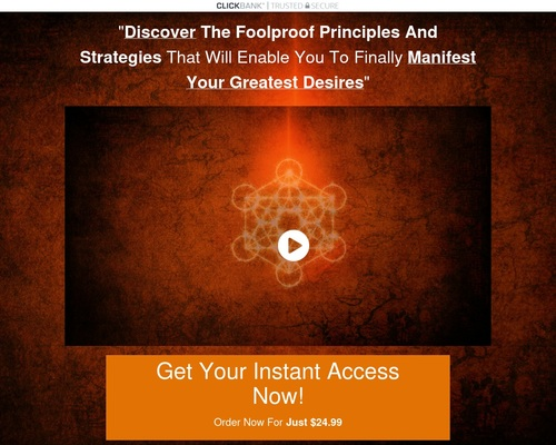 Finally Manifest Your Greatest Desires In 365 Days