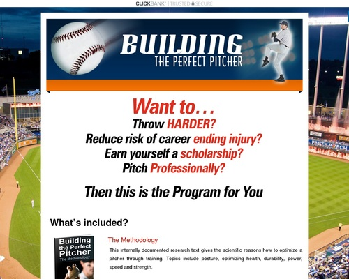 Building The Perfect Pitcher | Pitcher Specific Strength And Conditioning