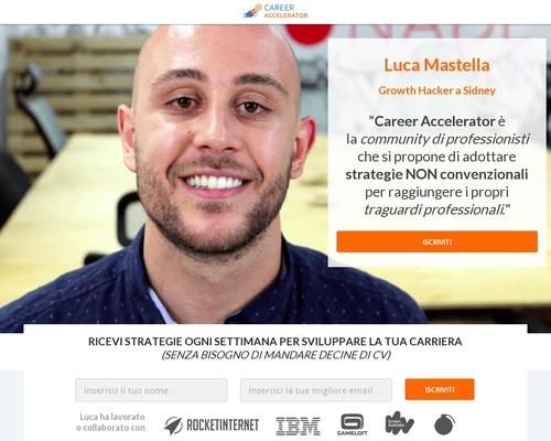 Career Hack: 3 Strategie con cui ho Trovato Lavoro e Sviluppato la mia