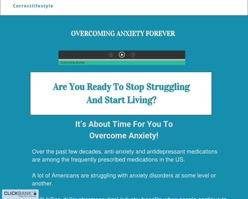 anxietyovercoming  