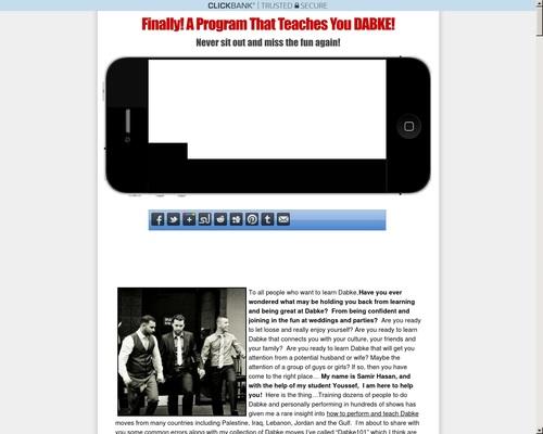 Dabke101 - Learn Dabke