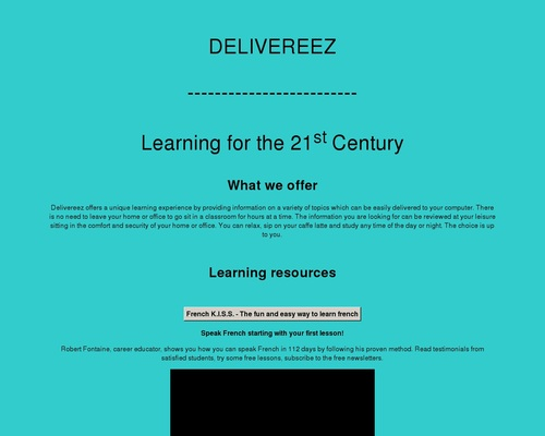 LEARNING FOR THE 21ST CENTURY