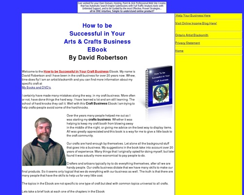 Craft Business Success, How to be Successful In Your Craft Business | Craft