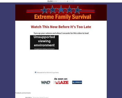 Extreme Family Survival - New