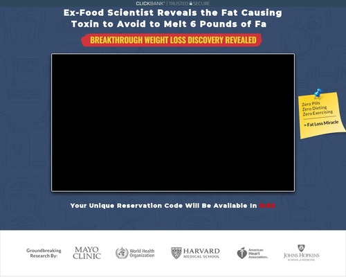 The Fat Loss Miracle - Insane New Weight Loss Offer In 2019