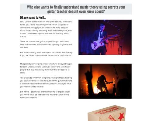 Guitar Theory Revolution