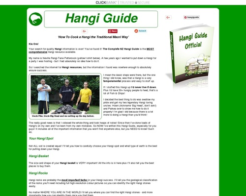 Hangi Guide Official