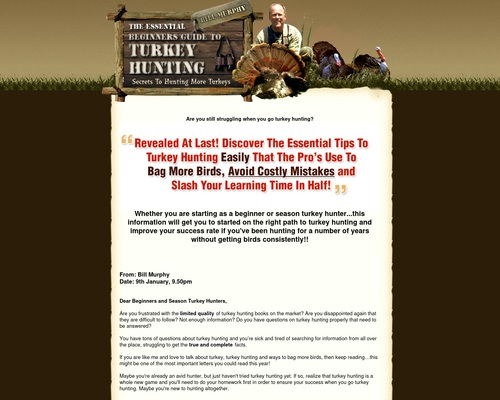 How To Hunt Turkey | The Essential Beginners Guide to Turkey Hunting |