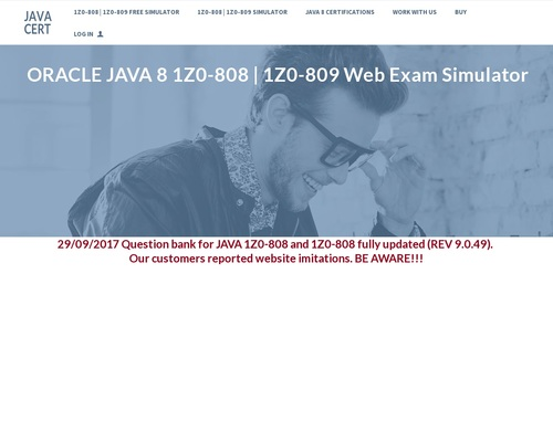 Java Certification Full Simulator by Java Mock Exams