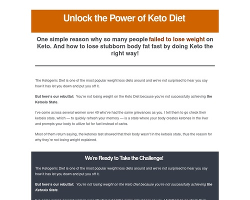 60-Day Ketogenic Diet Meal Plan | Keto