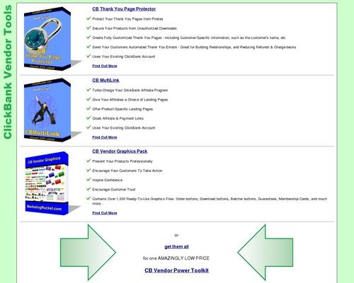 CB Vendor Toolkit. Software & Graphics For CB Vendors