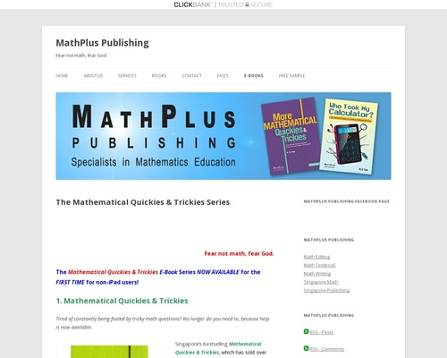 Mathematical Quickies & Trickies