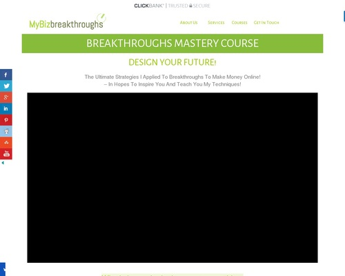 Breakthroughs Mastery Course