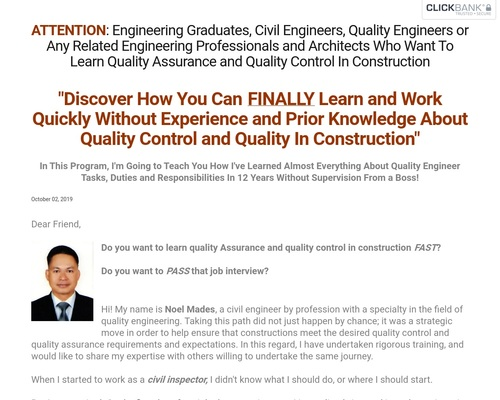Qa/qc Engineers Academy: #1 Qa/qc Engineers Training