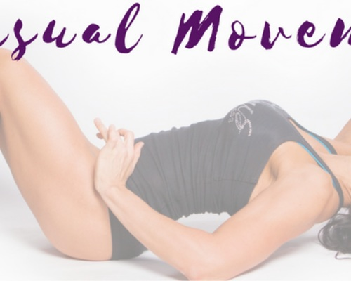 Sensual Dance Movement – A virtual sensual dance program to help the