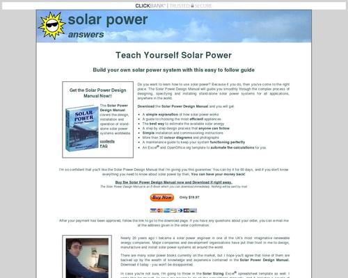 Become an expert in Solar Power