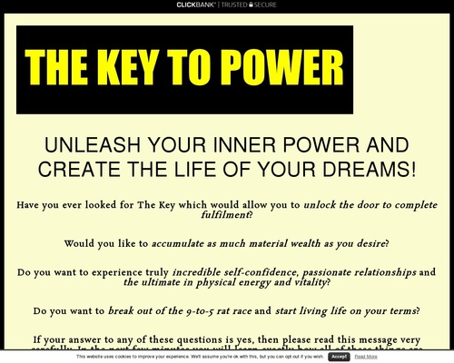 Unleash Your Inner Power and Create the Life of Your Dreams!