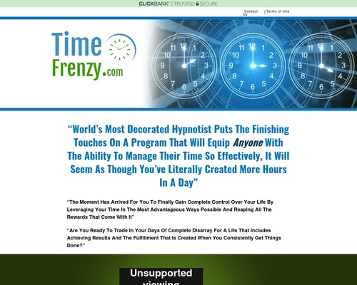 Time Frenzy