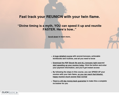 Twin Flame Reunion Fast Track - Twin Flame Guides