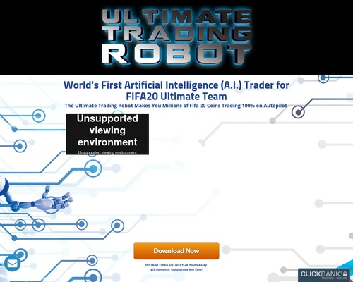FIFA 20 Autobuyer and Autobidder OFFICIAL SITE - FUTMillionaire Trading