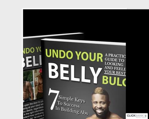 Juice Recipe Book 2 - Undo Your Belly Bulge