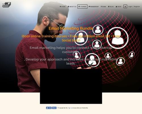 Email Marketing Bundle | 24x7 E-University | Free Online Courses & Online