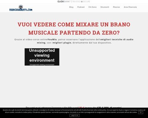 Corso di Mixing - YouMix | Impara le migliori tecniche di mixing