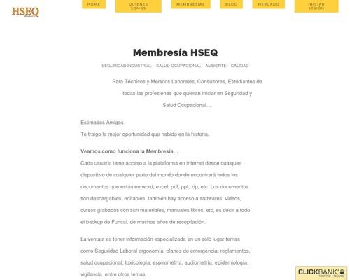 hseq cv - HSEQ
