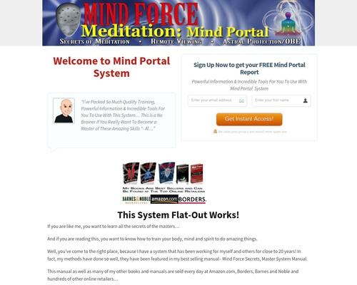 Mind Force Meditation: The Mind Portal