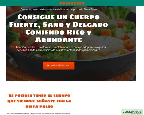 Paleoguia 75% De Comision Hasta $97 Por Venta!