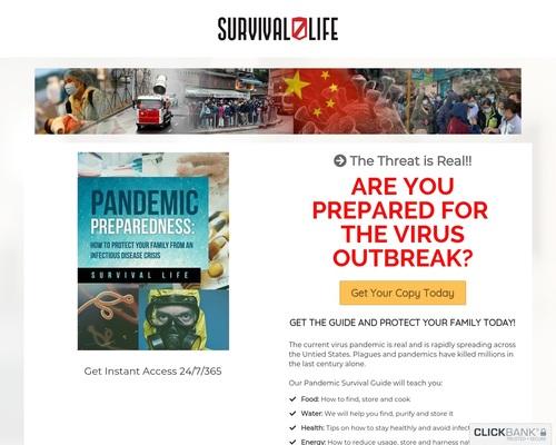 ARE YOU PREPARED FOR THE CORONAVIRUS OUTBREAK?