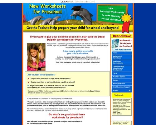 Worksheets for Preschool | Preschool Worksheets