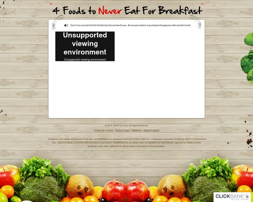 4 Foods to Never Eat for Breakfast