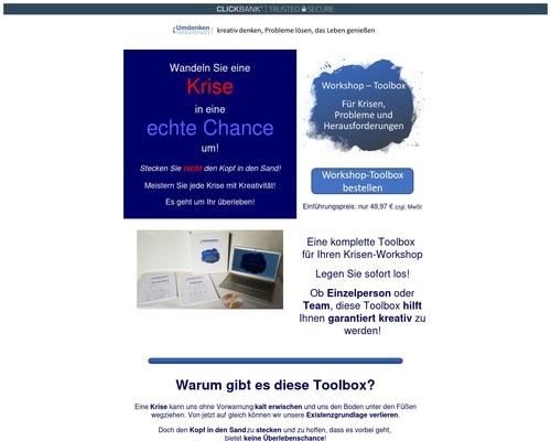 Krisen Workshop Toolbox